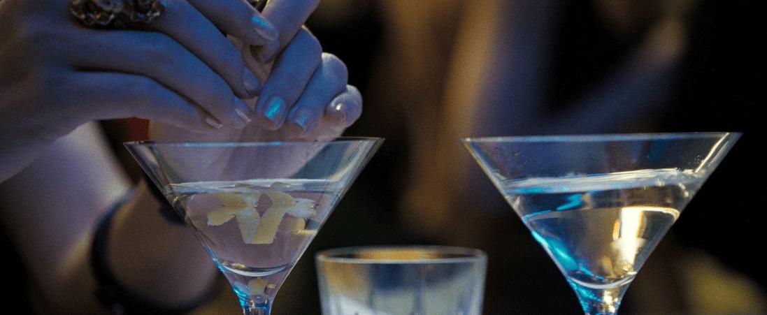 Casino royale drink order