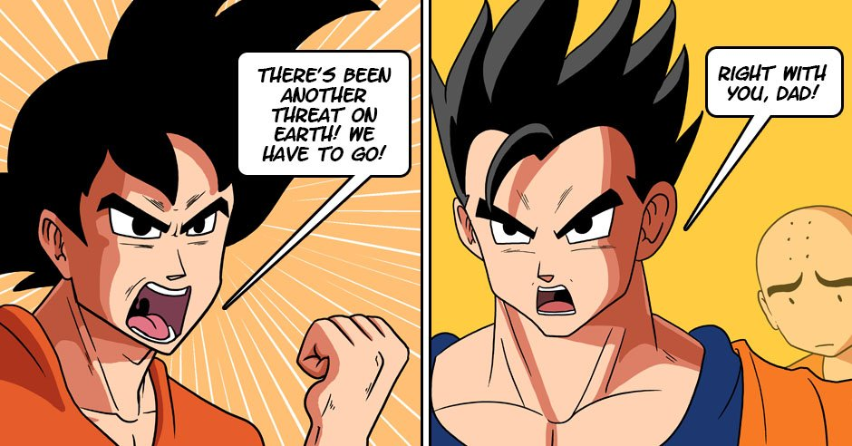 Dragon Ball Z Facts