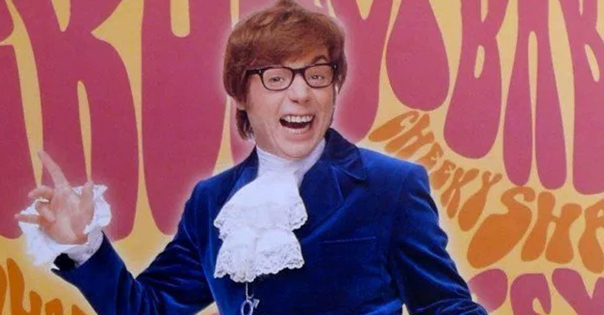 Dead Sexy Facts About Austin Powers