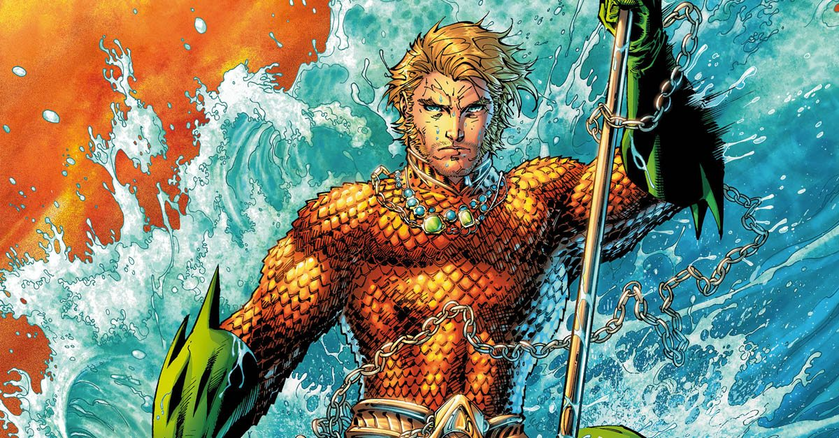 28 Fishy Facts About Aquaman