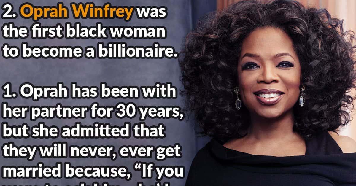 36 Revealing Facts About Oprah Winfrey
