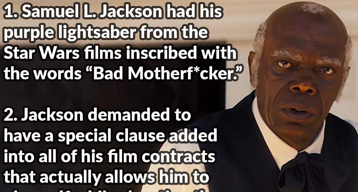 33 badass facts about samuel l jackson page 6 of 6