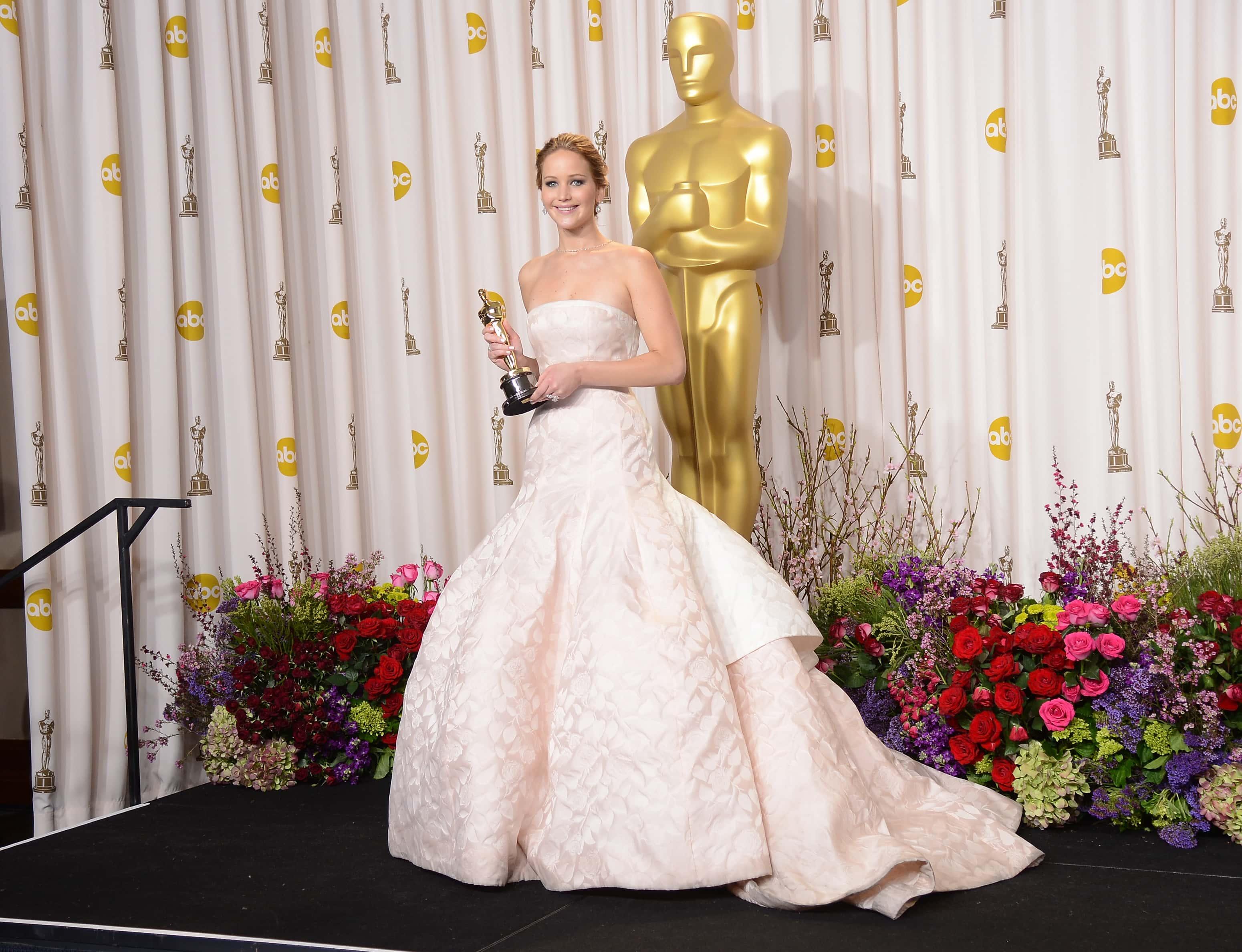 Jennifer Lawrence facts