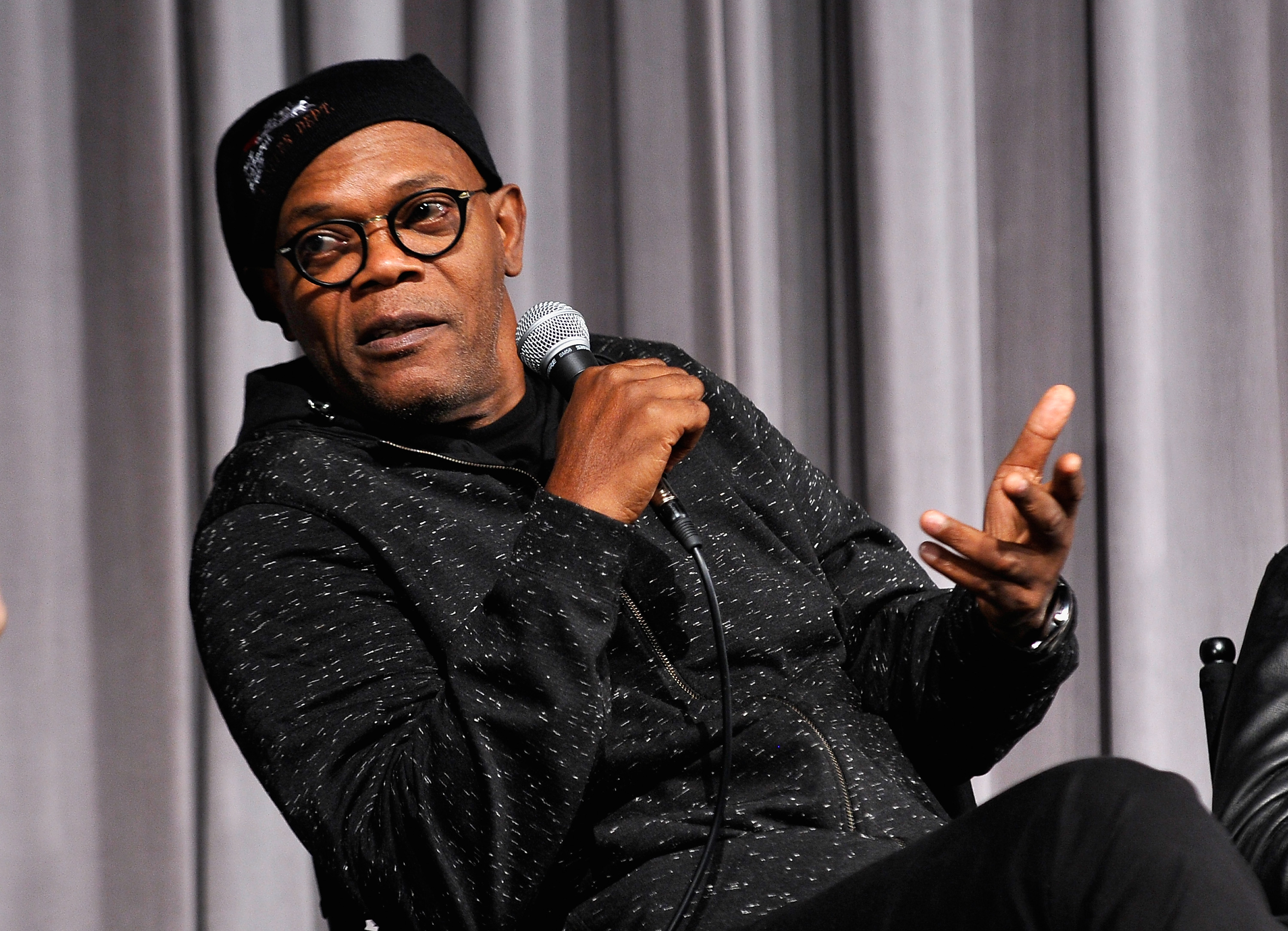 Samuel L. Jackson Facts