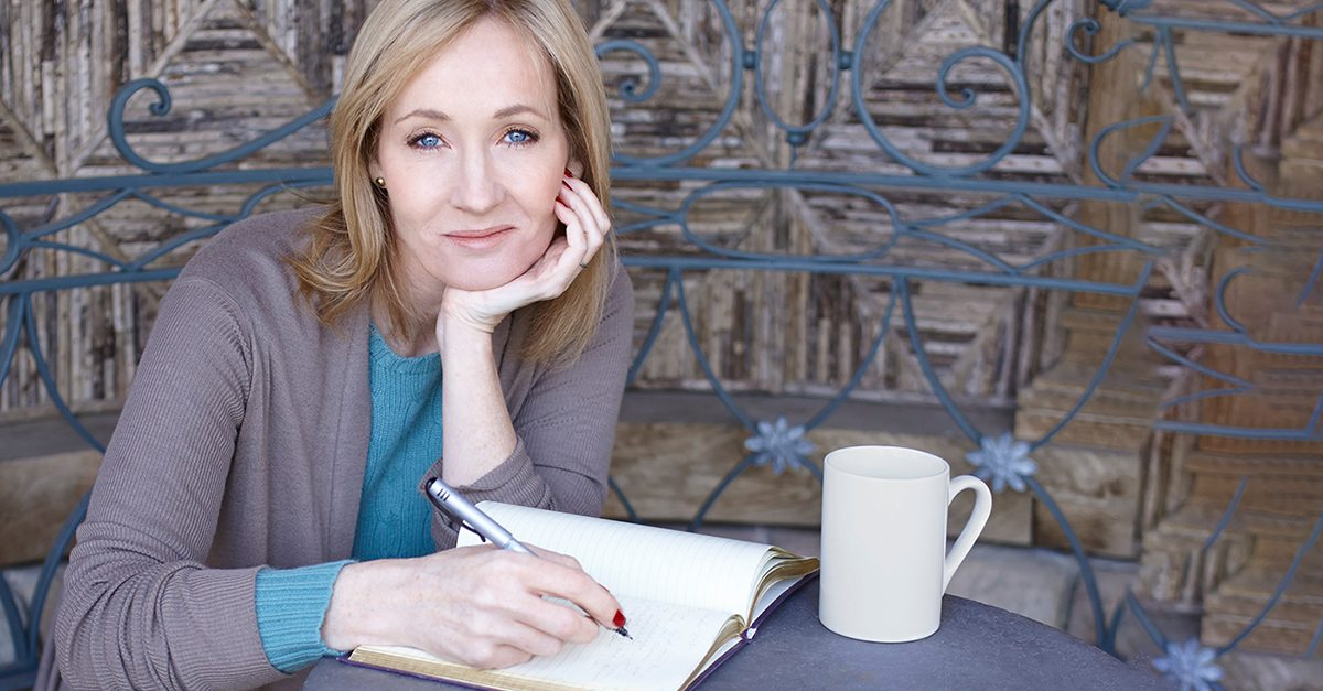 51 Little-Known Facts About J.K. Rowling, The Mother Of Magic