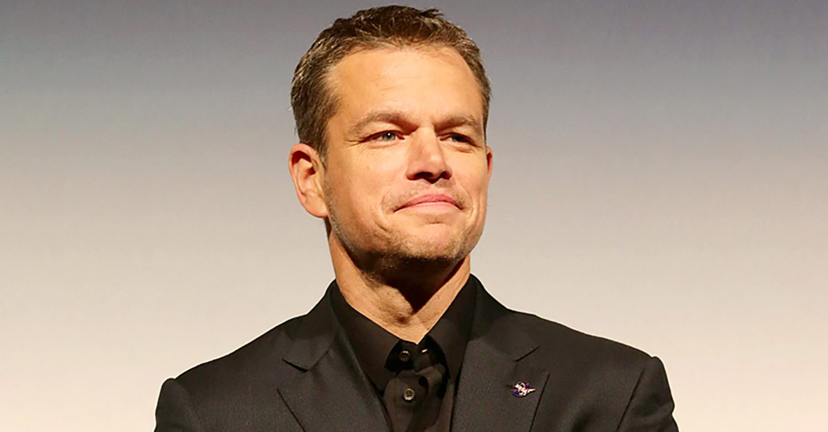 29 Little Known Facts About Matt Damon