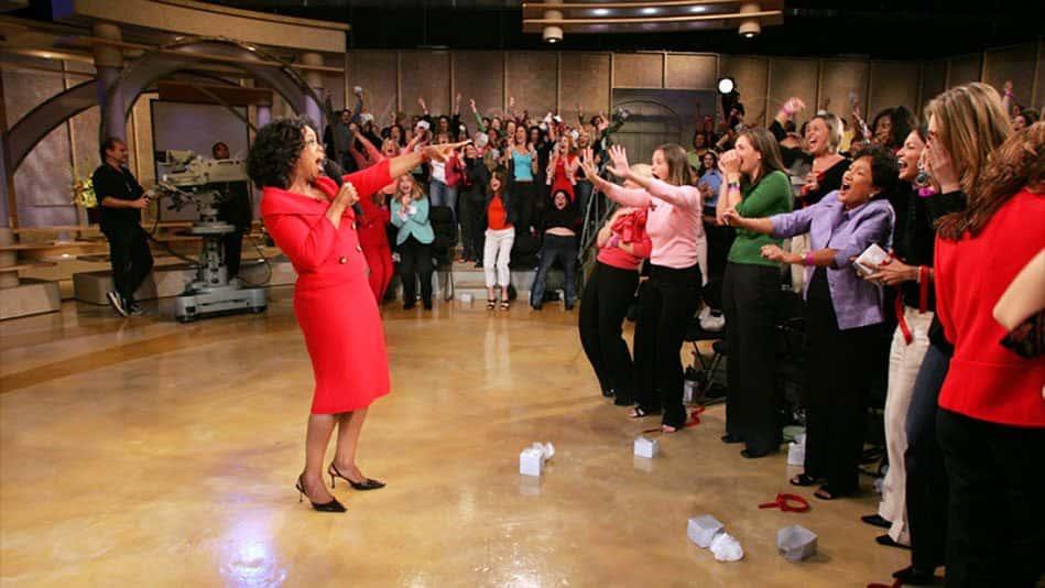 36 Revealing Facts about Oprah Winfrey.