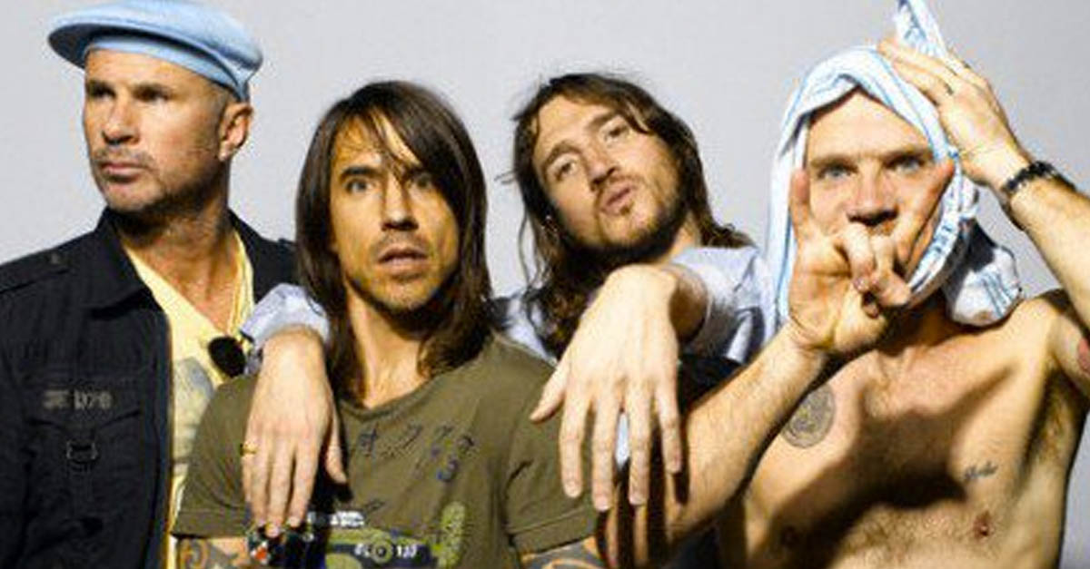 red hot chili peppers facts