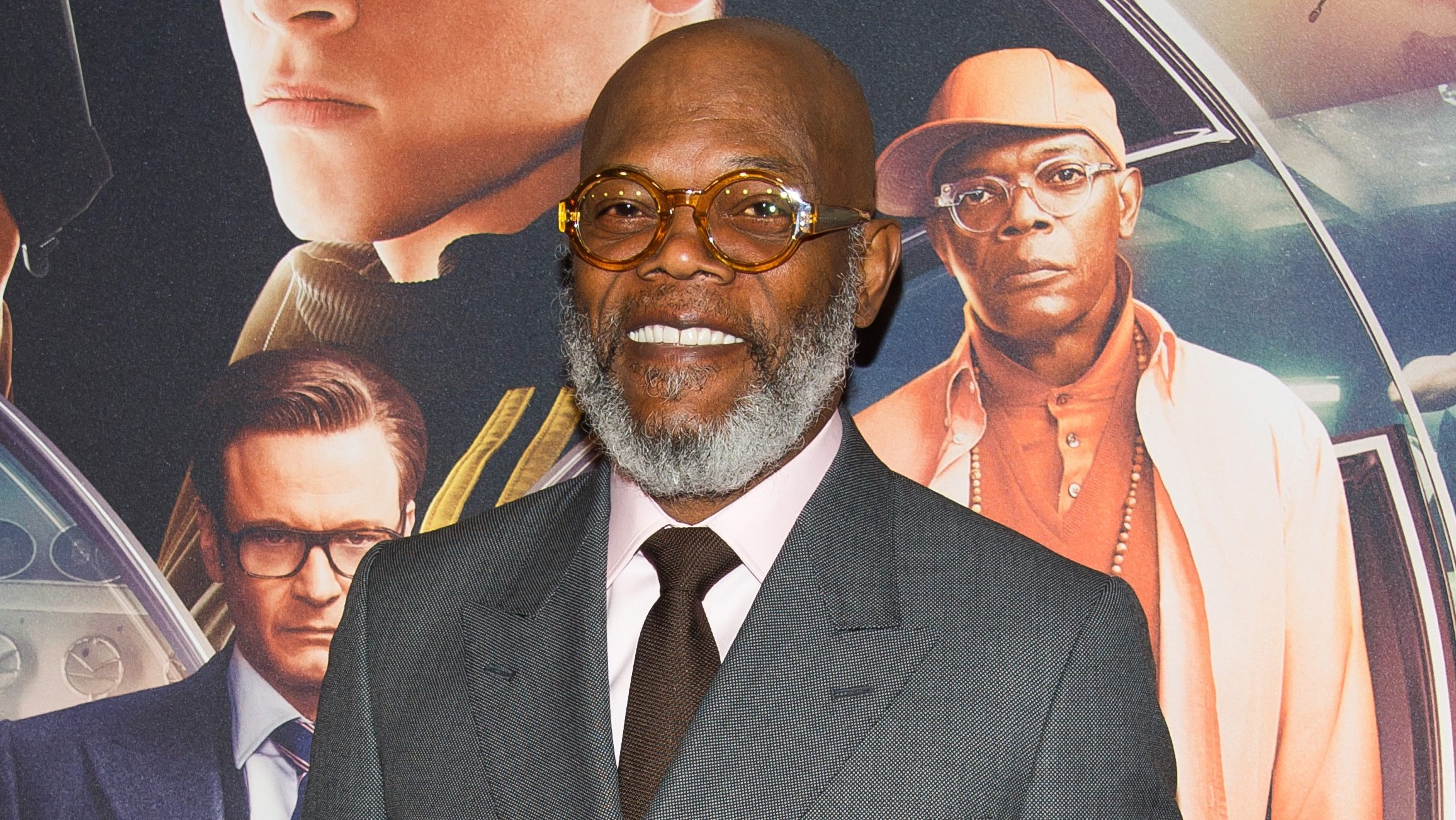 life of samuel d jackson Samuel l jackson and judge judy dined together in la, and thus  staked their claim as our new favorite celebrity odd couple the legendary actor shared a photo of himself grabbing dinner and .