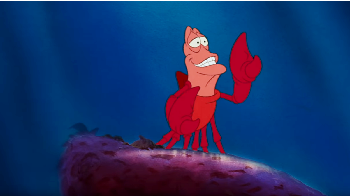 The Little Mermaid facts
