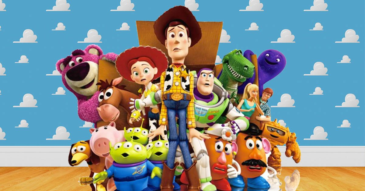 33 Friendly Facts About Toy Story