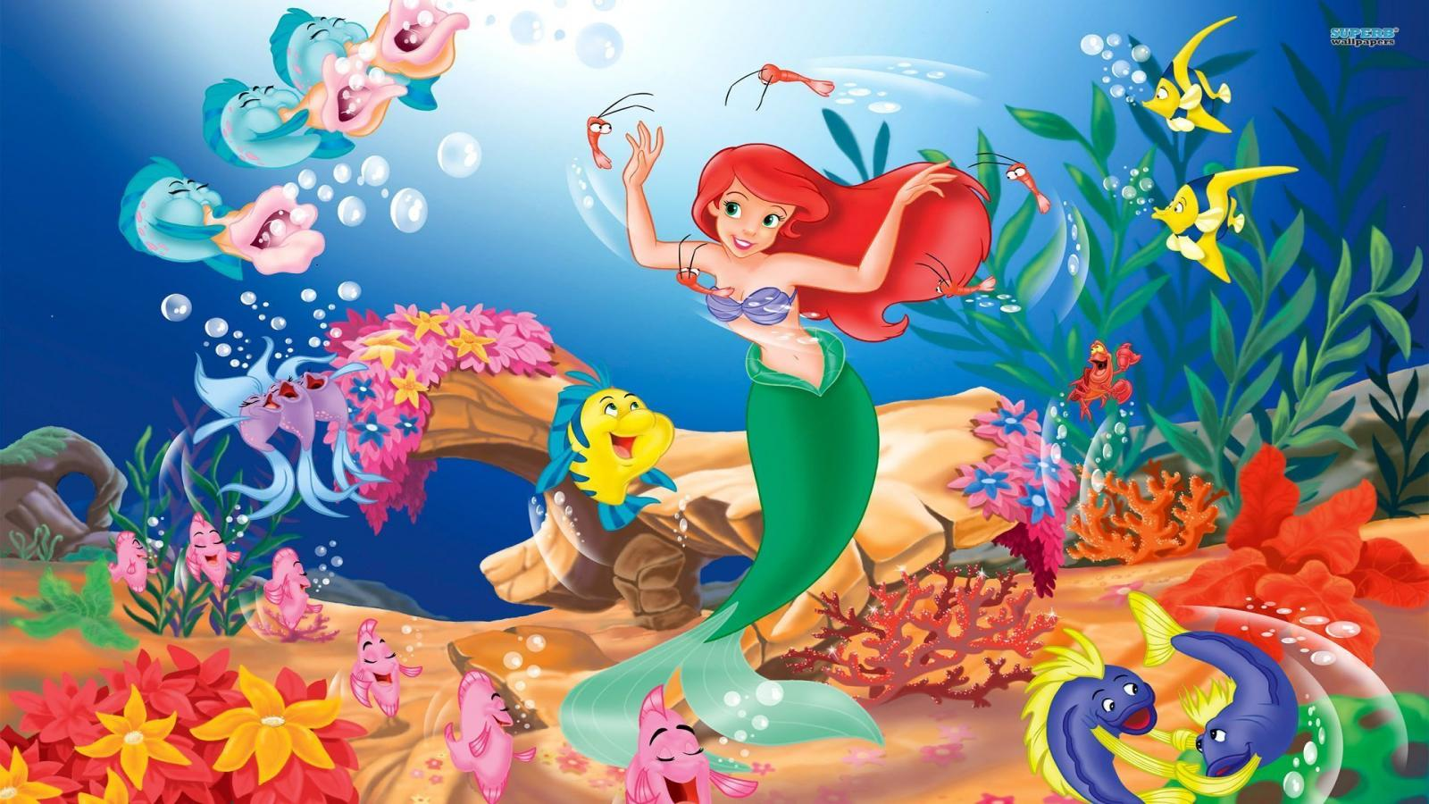 25 Under The Sea Facts About The Little Mermaid