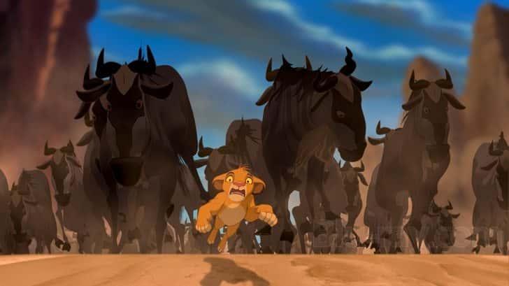 Disney The Lion King Dumbo Aladdin First Footage