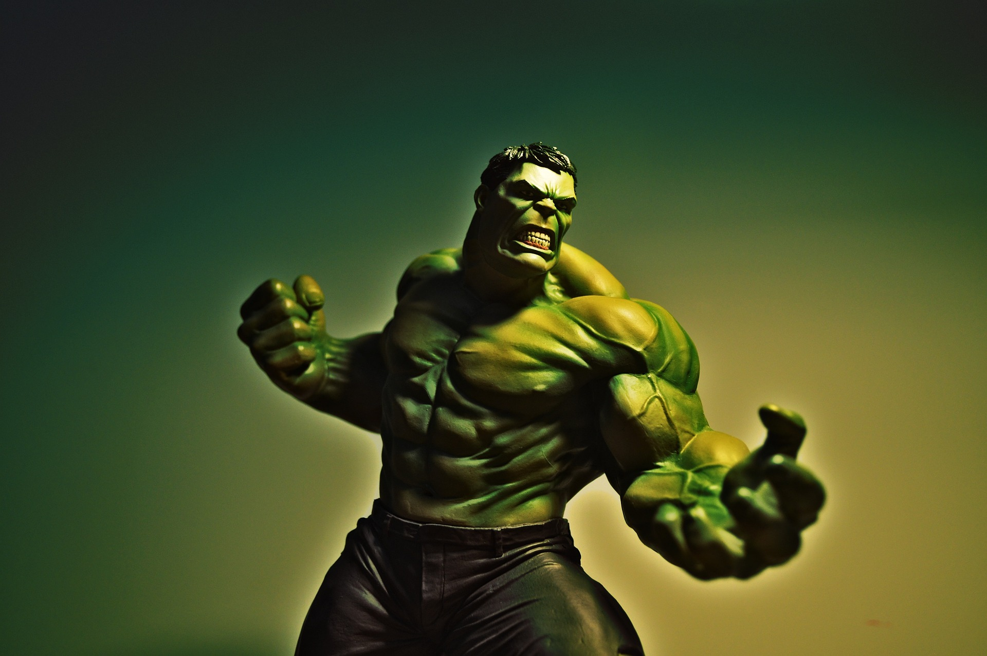 The Incredible Hulk Facts