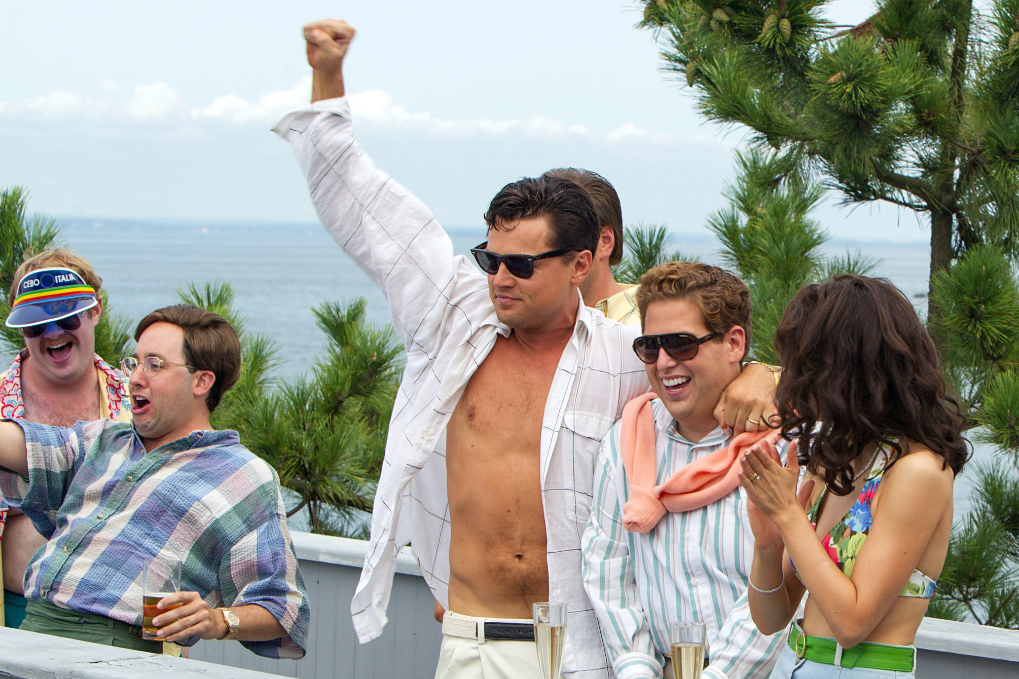 28 behind the scenes facts about wolf of wall street