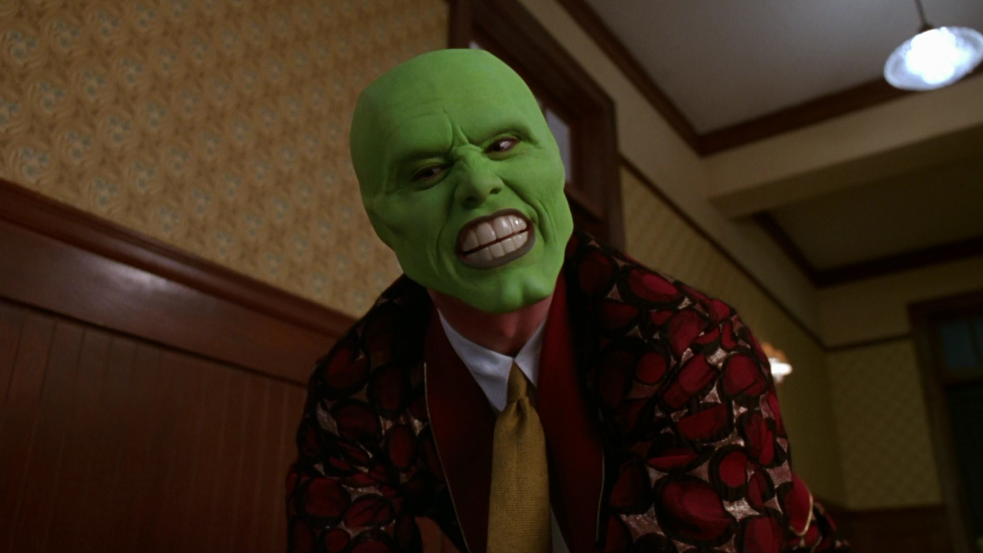 The Mask facts