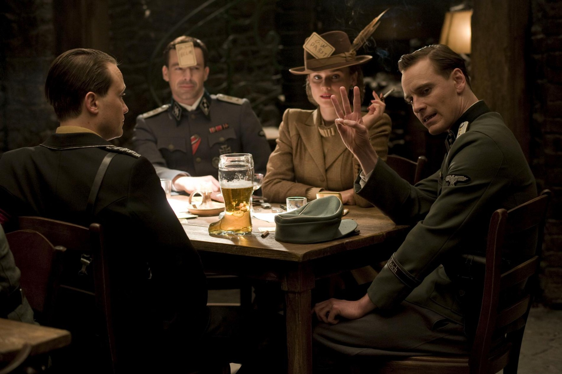 Inglourious Basterds facts