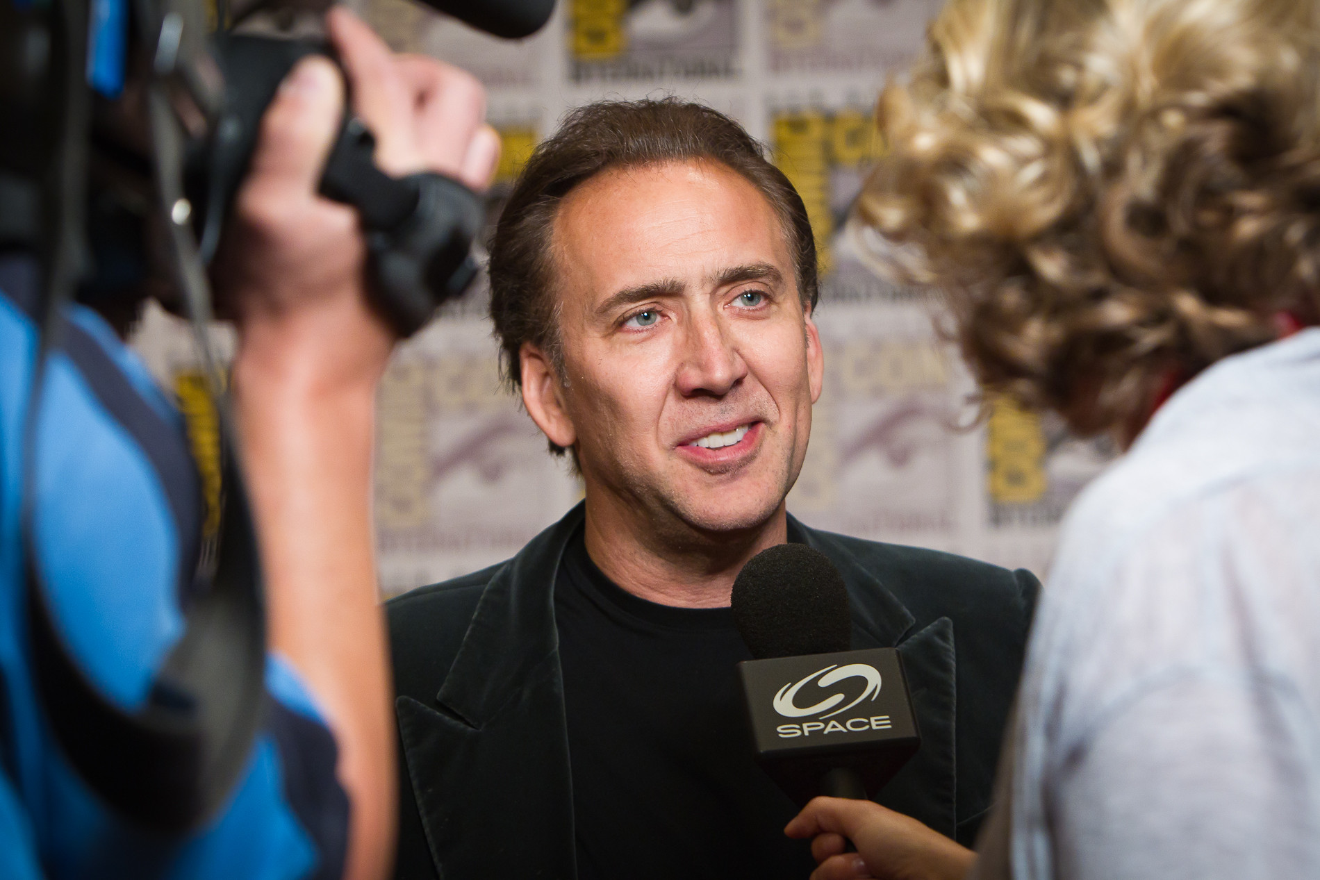 Nicolas Cage facts