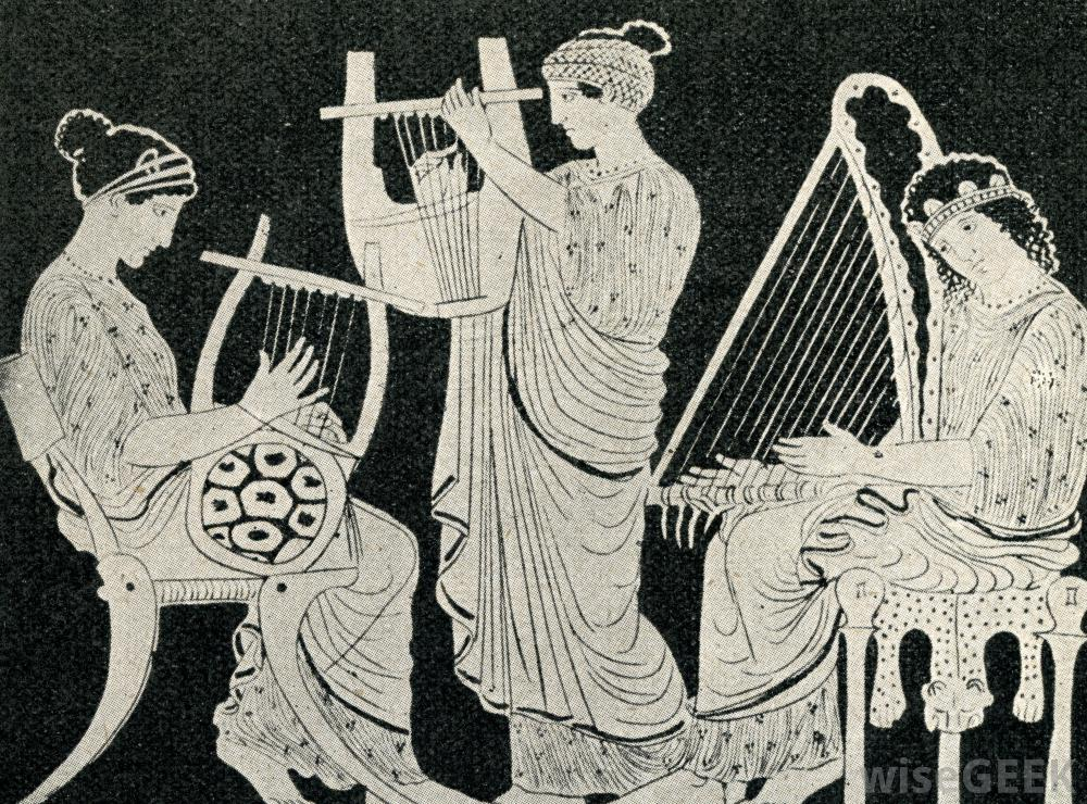 ancient greek music Ancient greek music much of what defines western european culture in terms of philosophy, science, and the arts has origins in the culture of ancient greece.