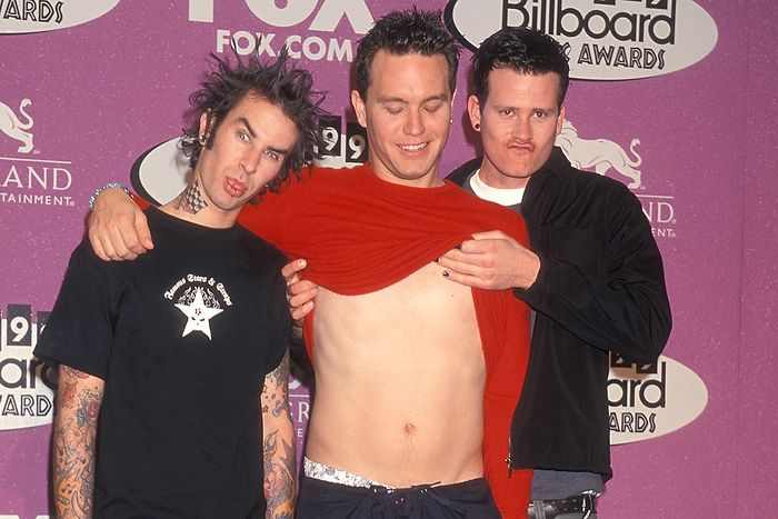 Blink 182 Facts