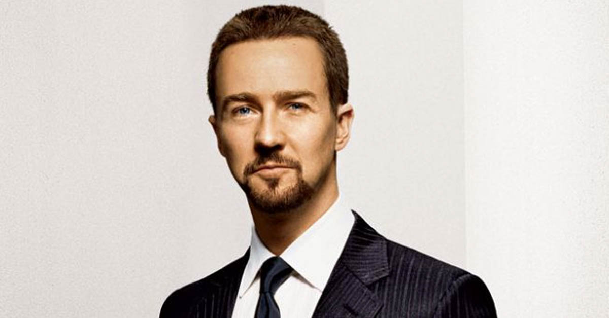 28 Never Perfect Facts about Edward Norton