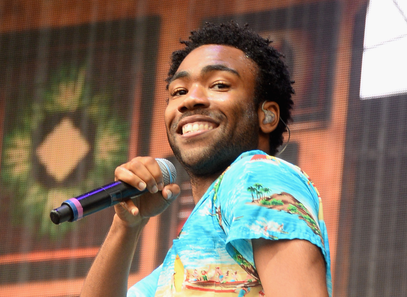 Donald Glover Facts