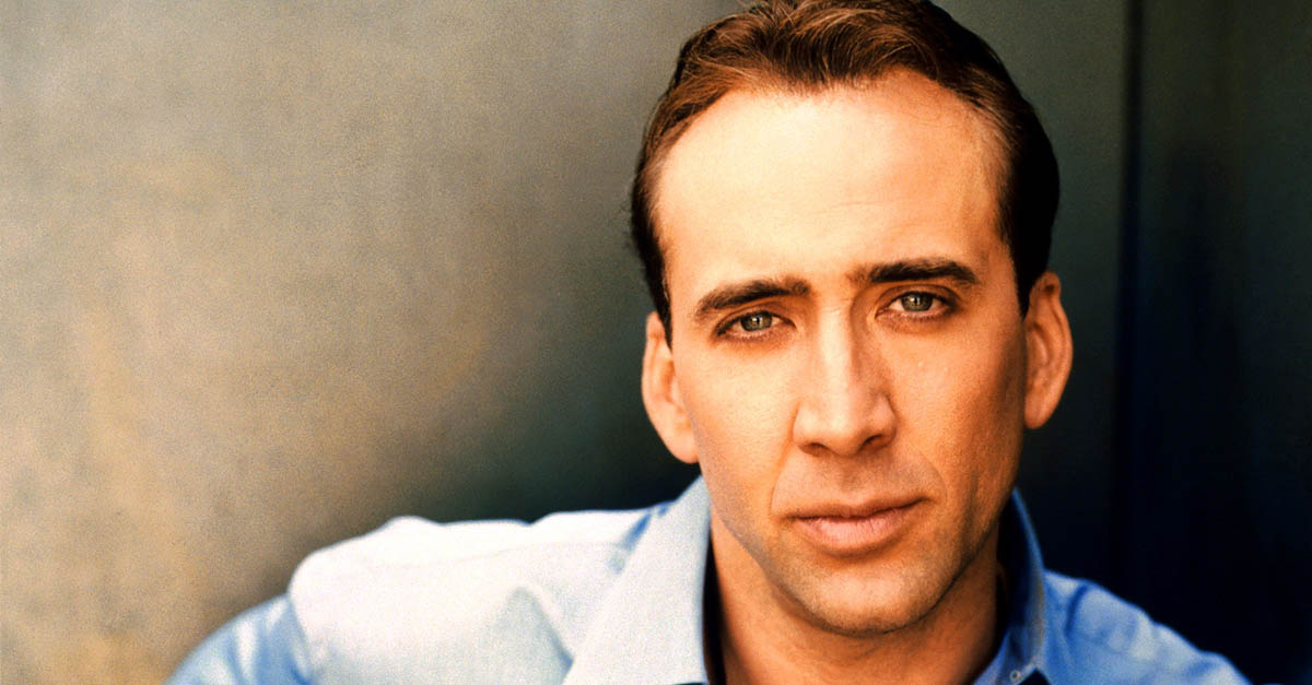 29 Over-The-Top Facts About Nicolas Cage