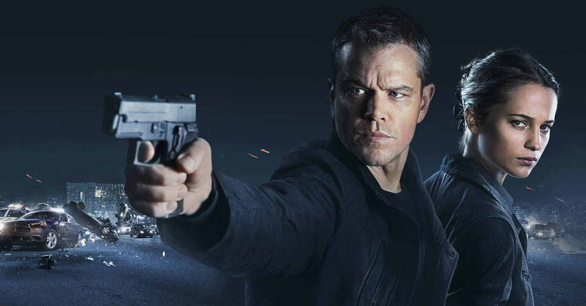 30 Declassified Facts about the Jason Bourne Movies.
