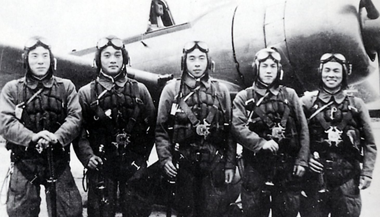 Kamikaze Pilots - WW2