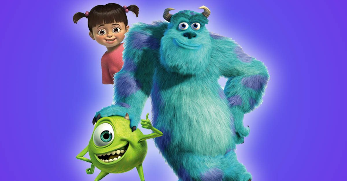 Monsters Inc Facts