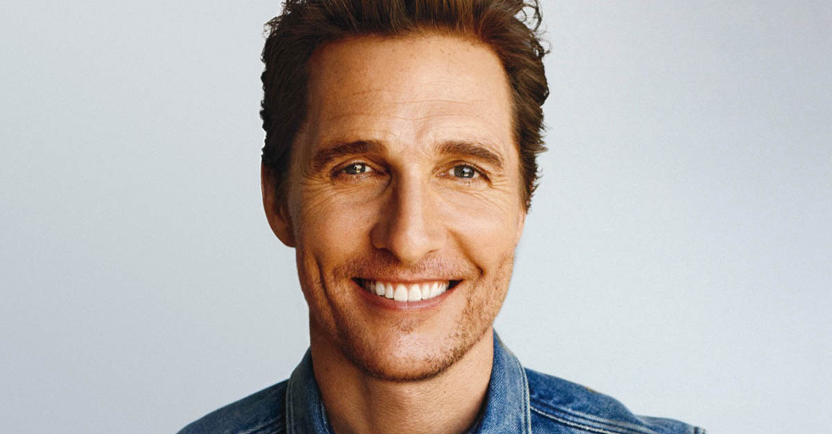 27 Dapper Facts about Matthew McConaughey