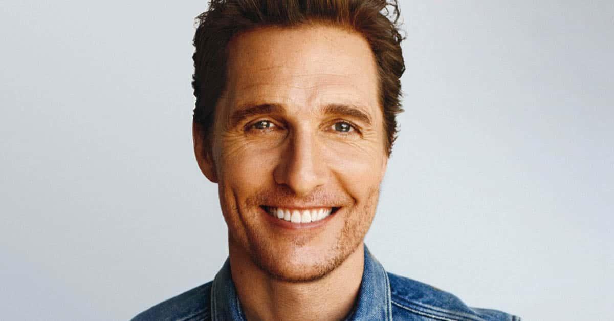 Matthew McConaughey Facts