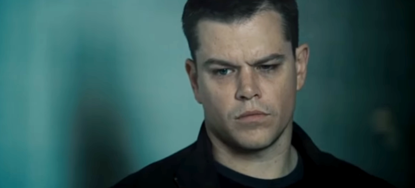 Jason Bourne Movies facts
