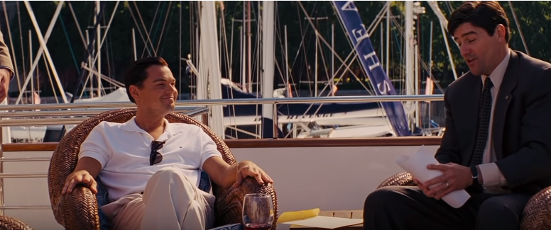The Wolf of Wall Street  Facts