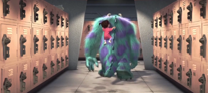 Monsters Inc. Facts