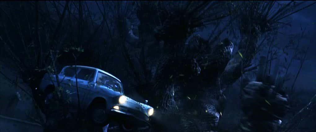Let It Go Crashing A Car