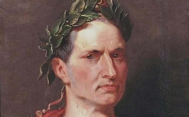 julius caesar spouse