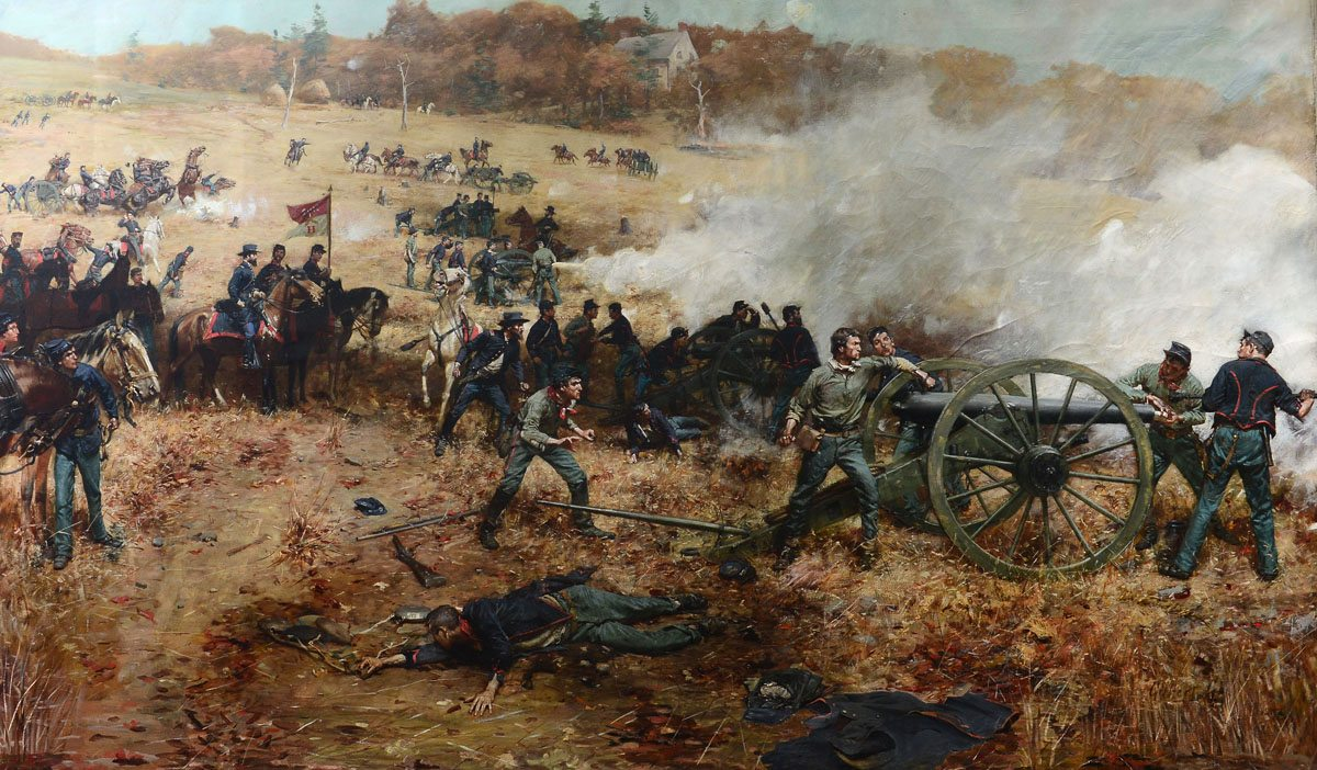 a history of the civil war Nearly a century of discord between north and south finally exploded in april 1861 with the bombardment of fort sumter.