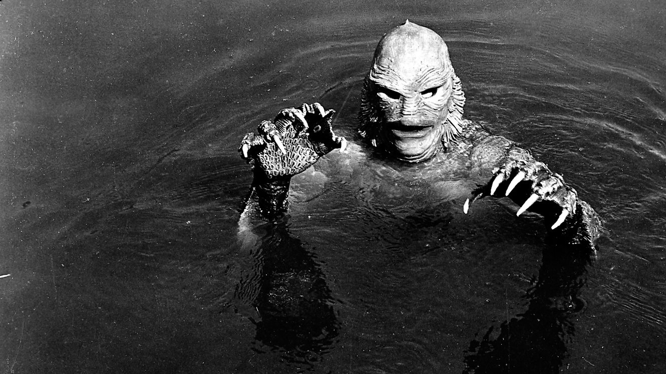 Creature From the Black Lagoon - Horror Movie Facts