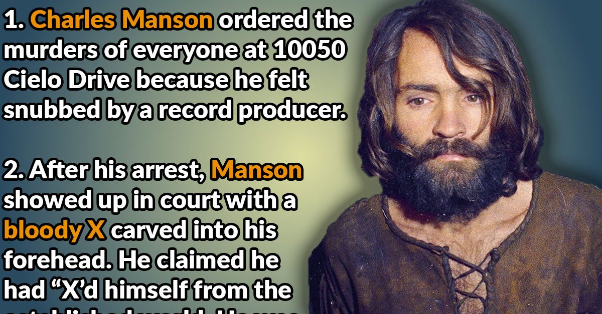 charles manson a lifetime of deviance In august 1969, charles manson's family brutally murdered nine people as part of an insane plan to bring about a race war the fame of his victims, the horrific way they were killed, and manson's own unique brand of madness have left him imprinted in history as one of the most horrible killers of all time.