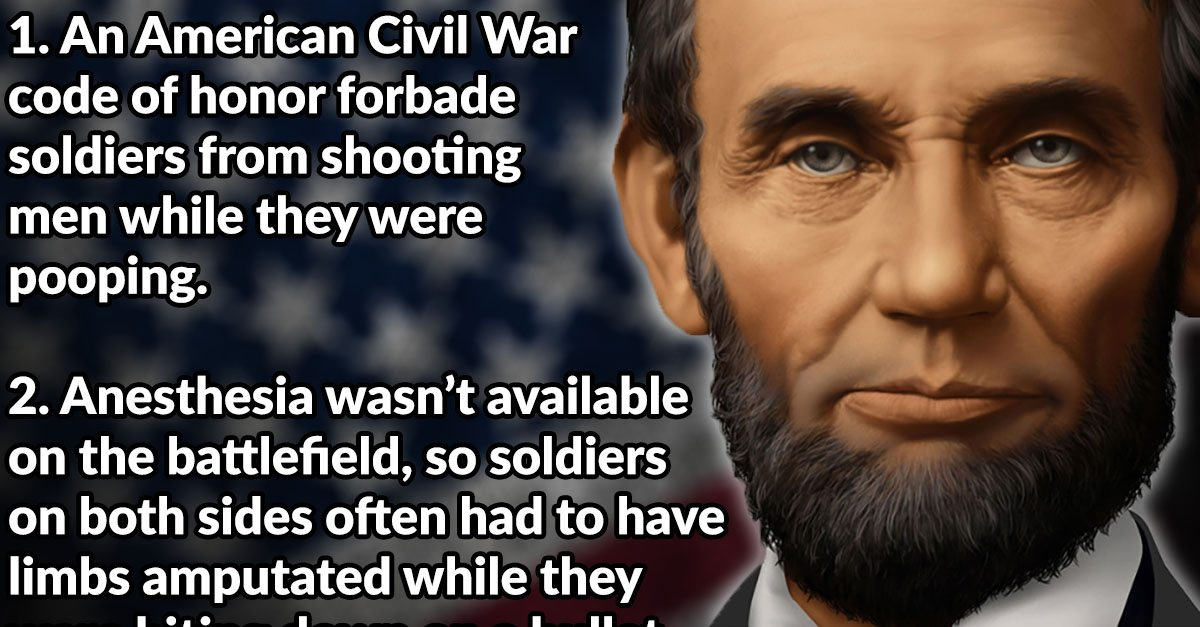 civil war myths vs facts By ignoring slavery's central role in precipitating secession and civil war, this  tariff myth has survived in the united states for more than a.