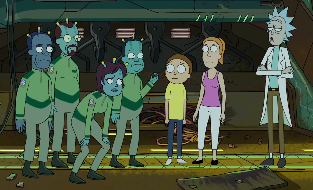 Rick And Morty Facts