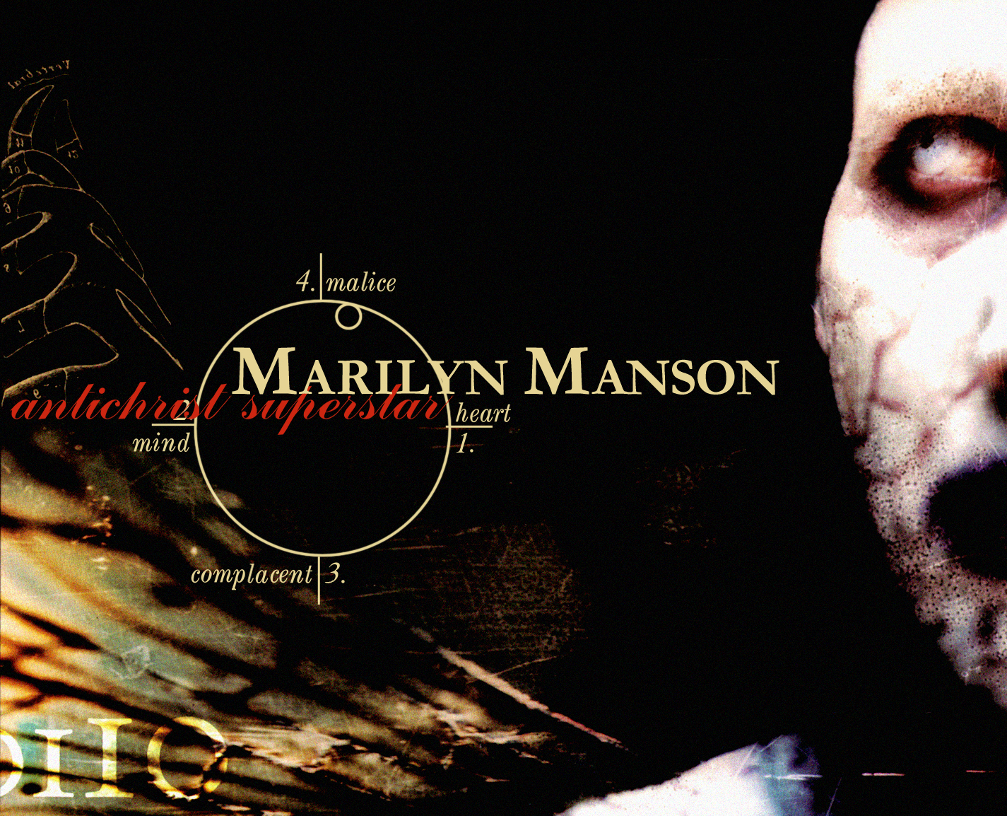 Marilyn Manson Facts
