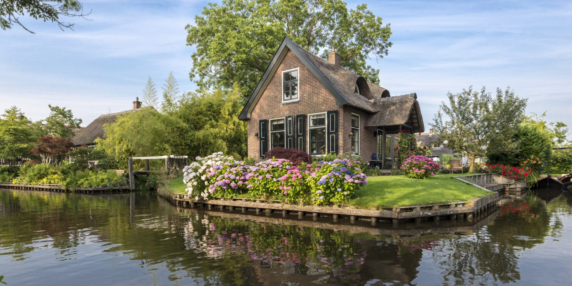 Giethoorn - Facts About
