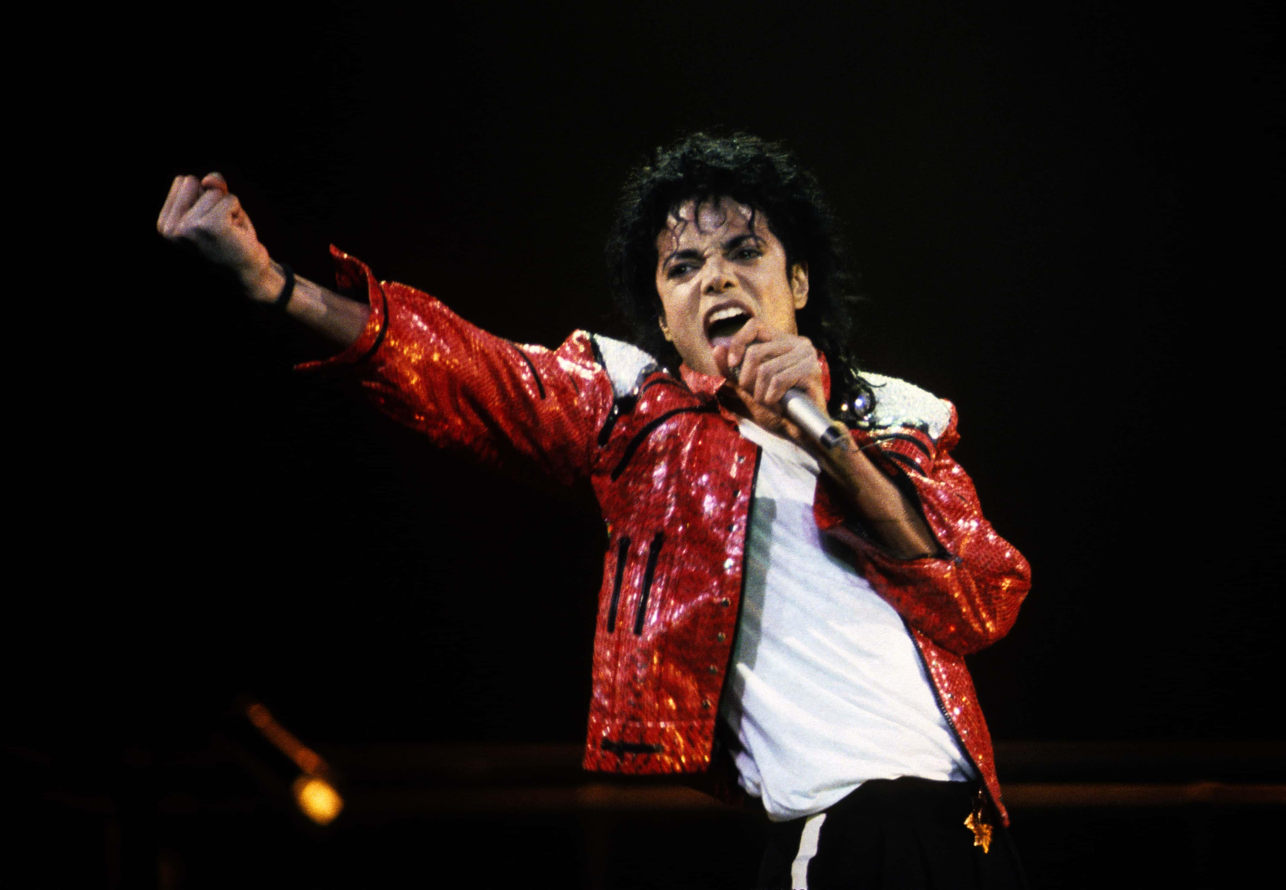 Michael Jackson - File Photos By Kevin Mazur.