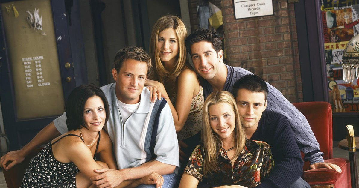 50 Behind-The-Scenes Facts About Friends