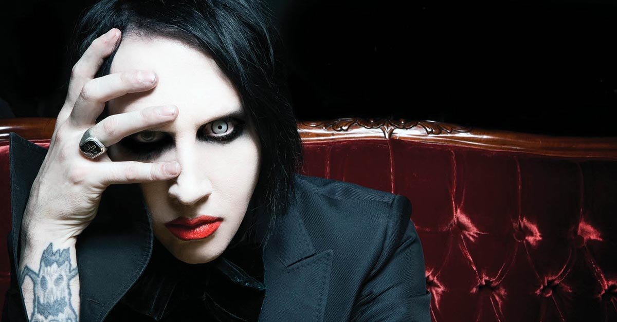 42 Weird Facts About Marilyn Manson