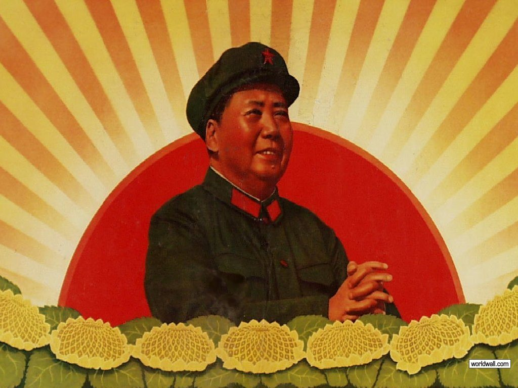 55 bizarre facts about dictators for Chairman mao
