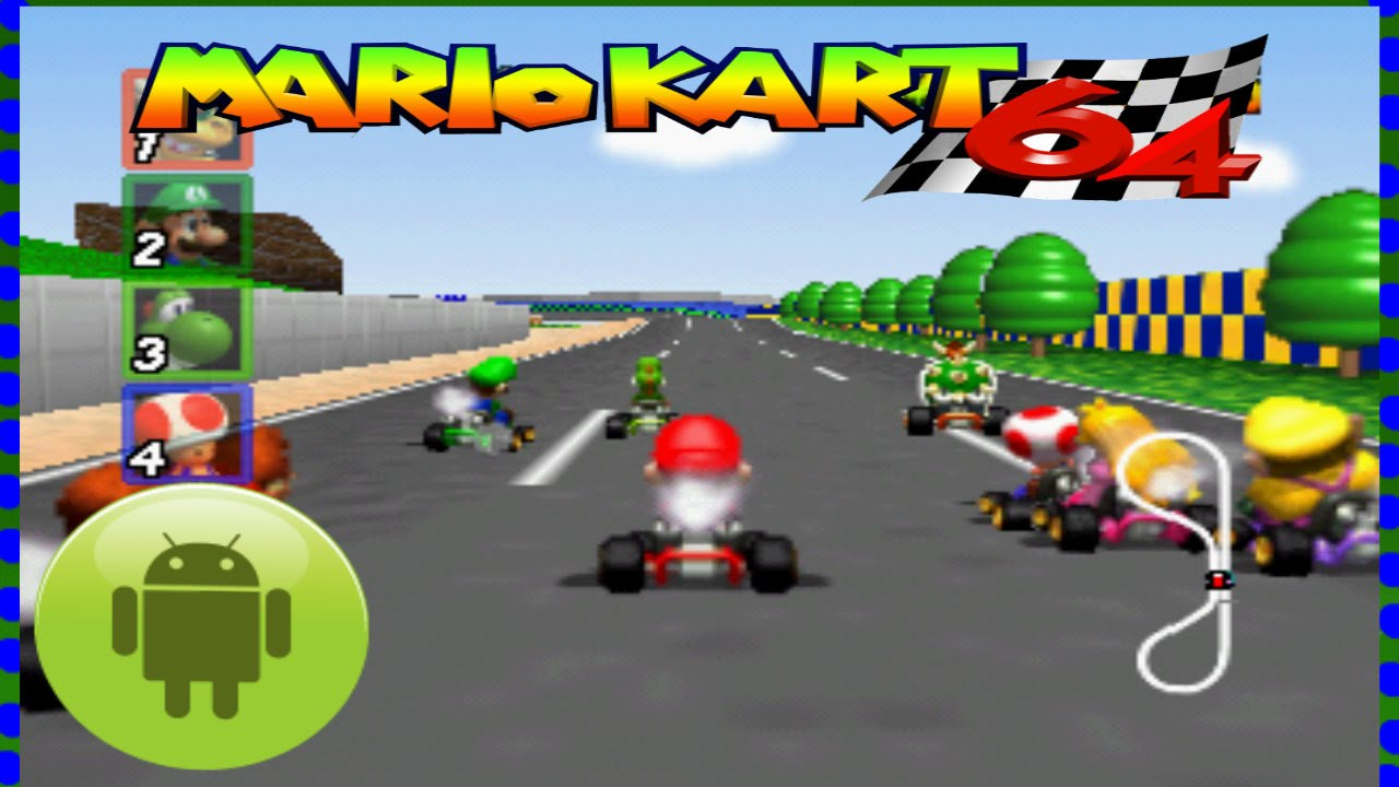 Mario Kart - Marilyn Manson Facts