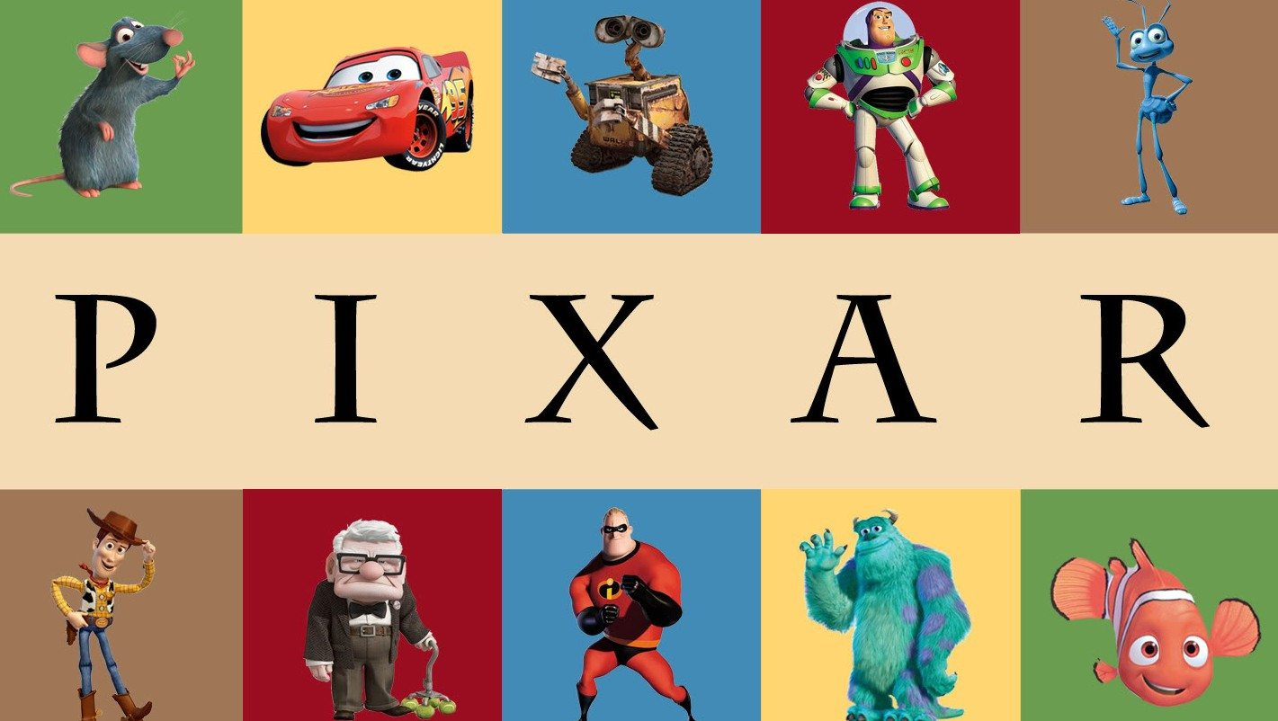 All Disney Pixar Dreamworks Movies